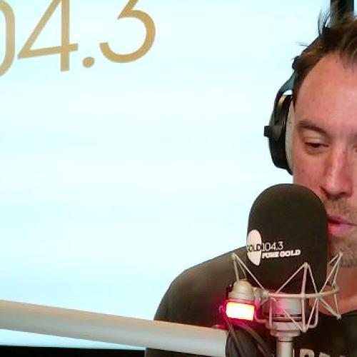 Christian Wants To Talk About Why He Was Off Air Yesterday