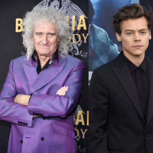 Brian May, David Byrne & More Named As Hall Of Fame Speakers