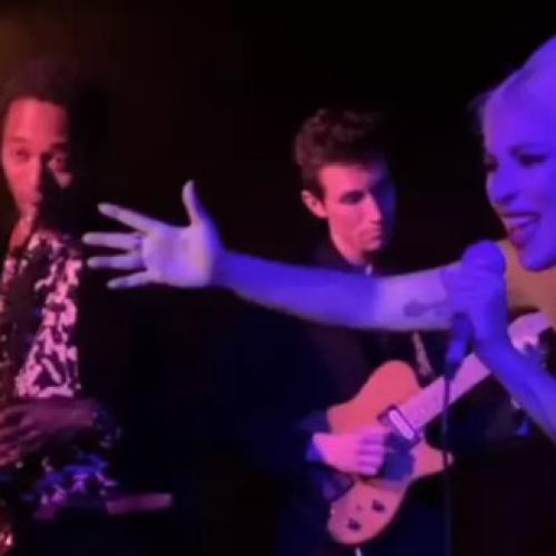 Lady Gaga Surprises Hollywood Jazz Club With An Amazing Show
