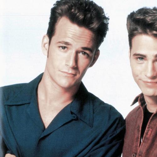 Jason Priestley's emotional goodbye to co-star Luke Perry