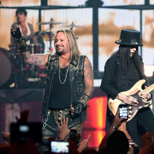 Netflix Reveals Trailer For The Mötley Crüe Biopic: The Dirt