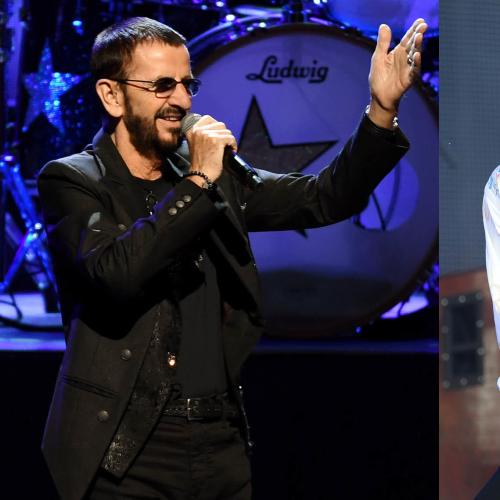 Ringo Starr & Santana Confirmed For Woodstock Celebration