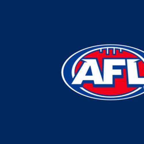 AFL Player Tests Positive For Coronavirus, Game Postponed