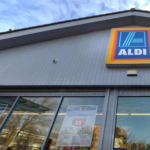Aldi's New Addition To The Alcohol Aisle Is Very Exciting!