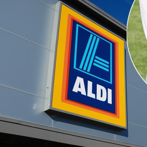 ALDI's Tote Cooler Bag Doubles As A Wine Dispenser
