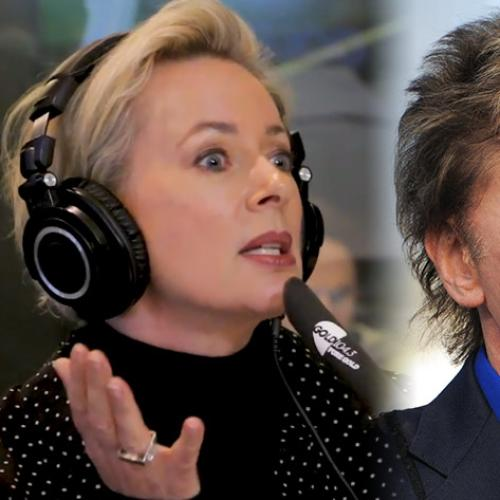 Barry Manilow Farted Next To Amanda Keller