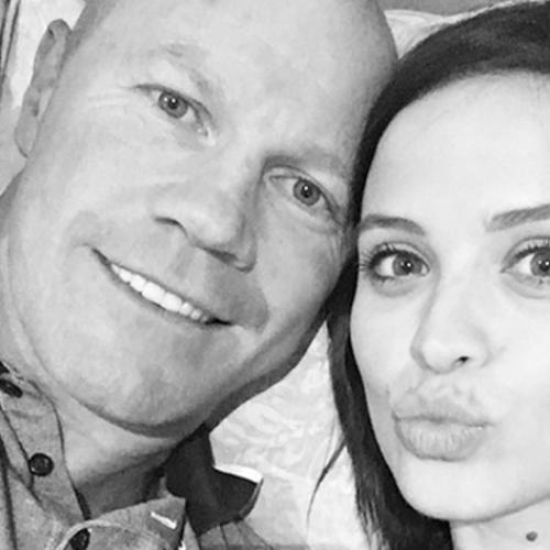 Barry Hall And Lauren Brant Expecting Baby Number Two