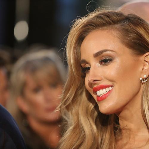 WAGs Dazzle On Brownlow Red Carpet