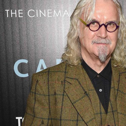 Comedian Billy Connolly Admits He Doesn't Miss Touring