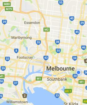 Melbourne Residents Told To Leave Their Homes As Grassfire Burns