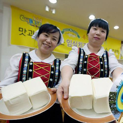 There Is A Theme Park In South Korea Dedicated To CHEESE!