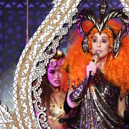 We Have Cher's Setlist For Her Upcoming Aussie Shows