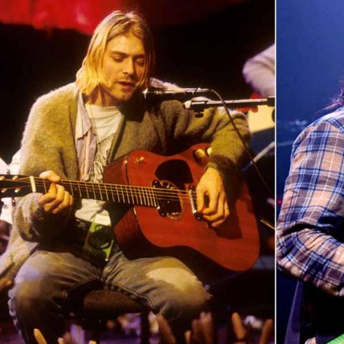 Kurt Cobain Was 'Envious' Of Dave Grohl's Voice