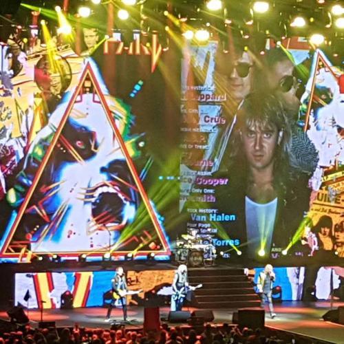 Def Leppard Plays 'Hysteria' In Entirety On Aussie Tour
