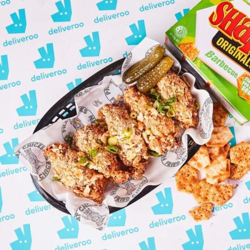 Hold The Phone: You Can Get Bbq Shapes Flavoured Chicken