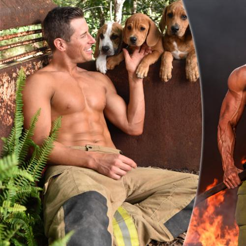 2019 Australian Firefighters Calendar: Behind-The-Scenes