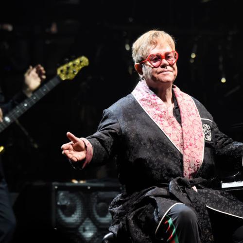 Elton John Kicks Off 'Farewell Yellow Brick Road' World Tour