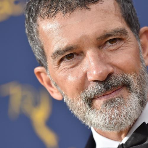 Antonio Banderas Clapping At The Emmys Is Nicole Kidman 2.0