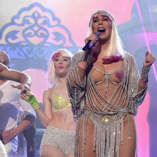 Cher Reveals The Secret Behind Her Toned Butt... At 72!