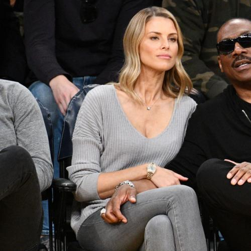 Eddie Murphy A Dad For The 10th Time