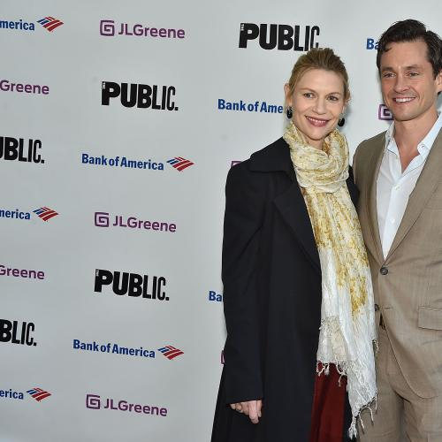 Claire Danes & Hubby Welcome Second Child