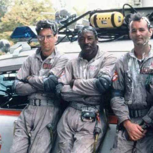 Ghostbusters 3 Is 'Being Written Right Now'