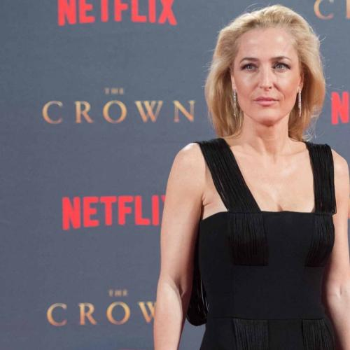 Gillian Anderson Cast As Margaret Thatcher In The Crown