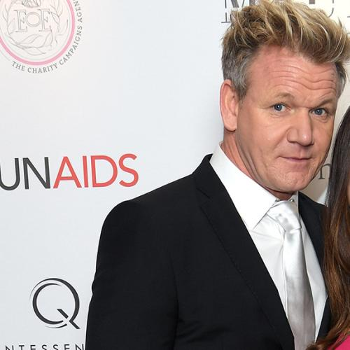 Gordon Ramsay Welcomes Fifth Child With Wife Tana