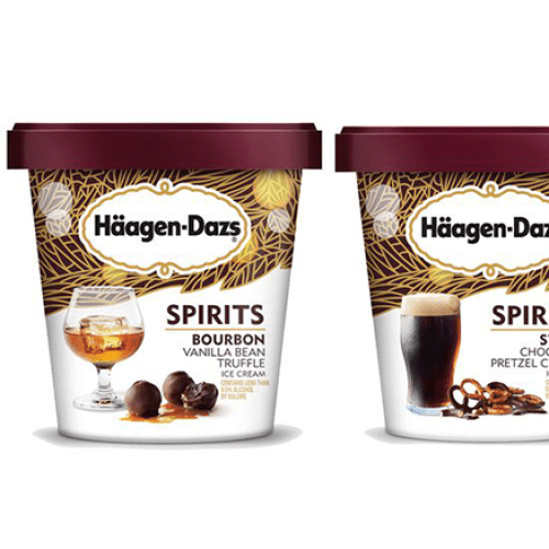 Häagen-Dazs Launches Line Of Boozy Ice Creams