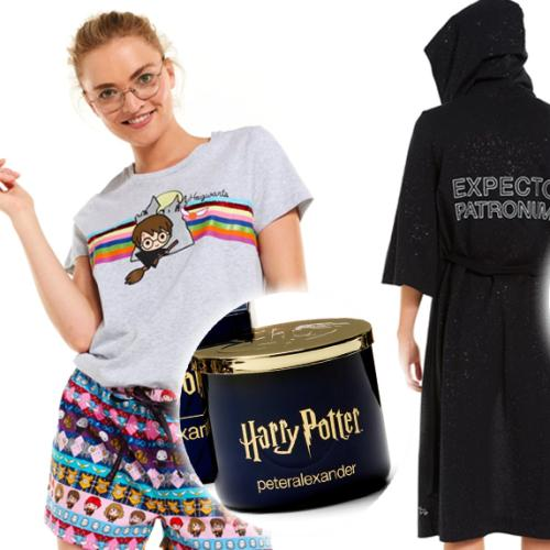Peter Alexander Has Released A Harry Potter Collection