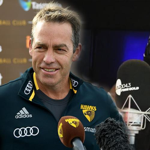 Can Hawthorn Coach Alastair Clarkson Recruit Christian?