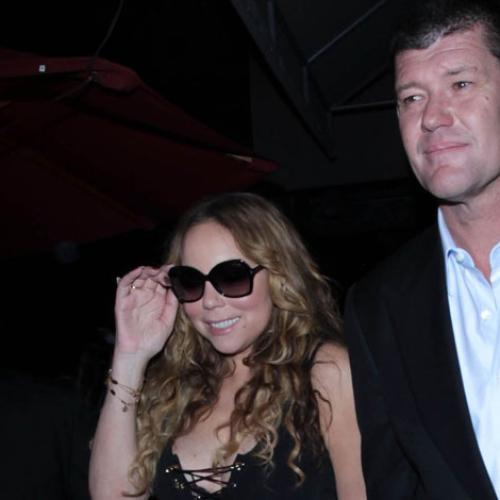 Mariah Carey Has Sold Her Engagement Ring From James Packer