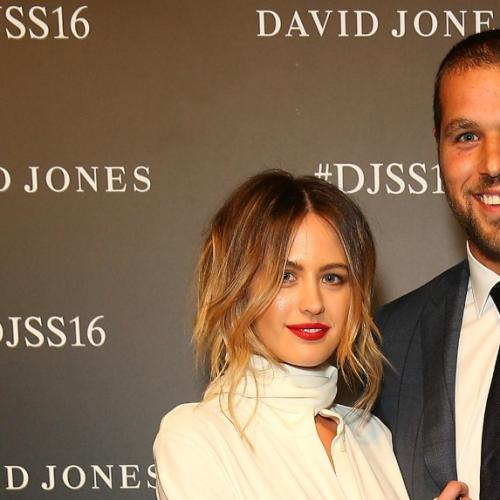 Jesinta Campbell And Buddy Franklin's Family Plans