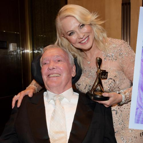 Kerri-Anne Kennerley Bids An Emotional Farewell To John