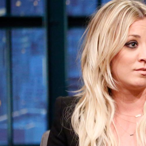 Only One Tv Actress Earns More Than Kaley Cuoco