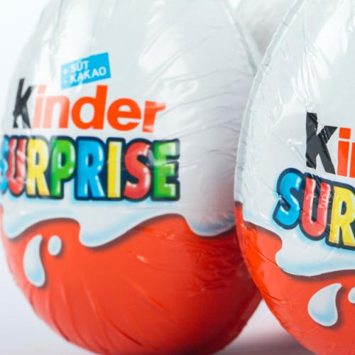 Aussie Mum Was Horrified To Find This Racist Kinder Toy