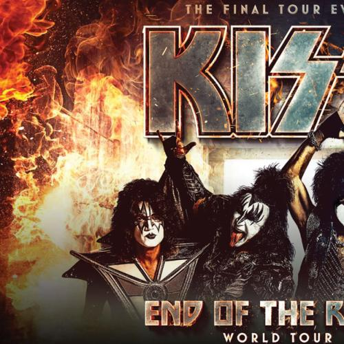 Kiss Kicks Off The 'End Of The Road' World Tour