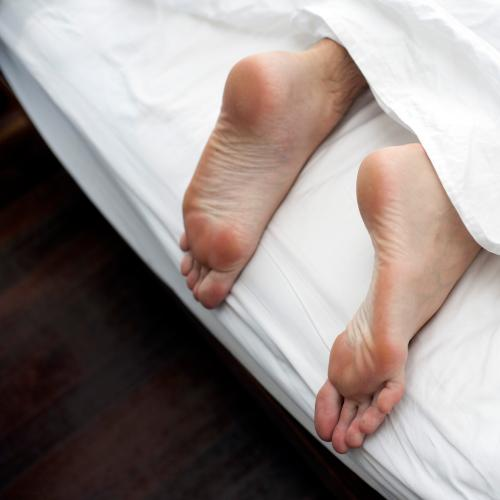 Ever Wondered Why You Suddenly Jerk When Falling Asleep?