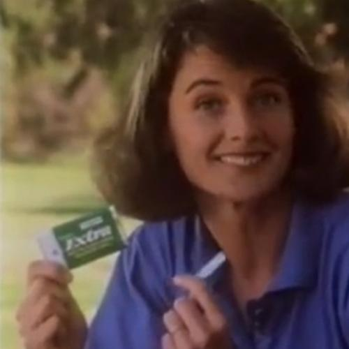 Amanda's Hilarious Connection To This Classic 90s Commercial