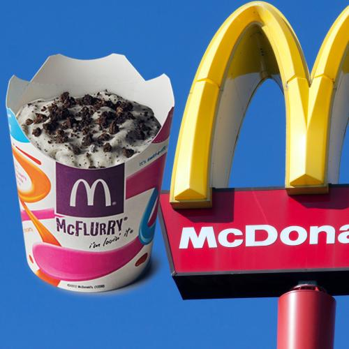 McDonald's Giving Out Free McFlurrys Via Uber Eats