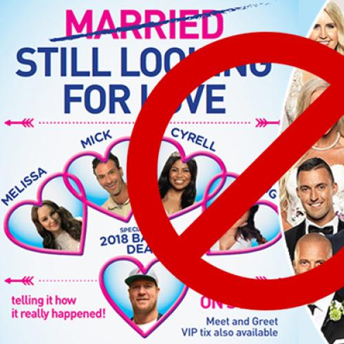 EXCLUSIVE: Mafs Live Stage Show Cancelled