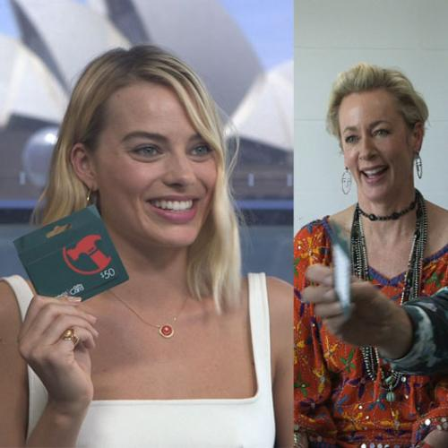 We Got Margot Robbie A Perfect Gift For Her Oscar Nomination