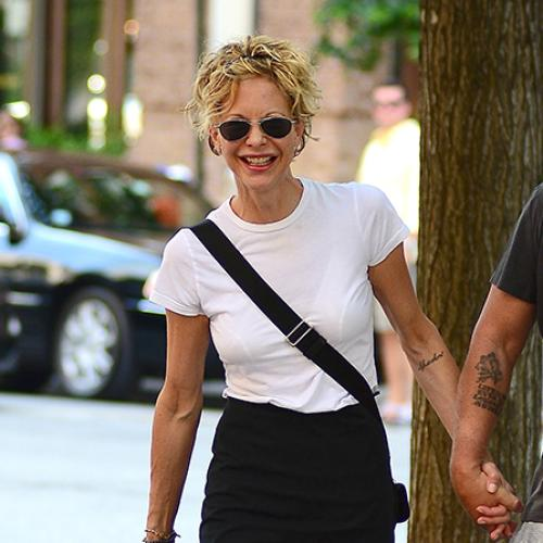 Meg Ryan Announces Engagement To John Mellencamp