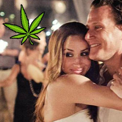 Meghan Markle Had Marijuana Party Bags At First Wedding