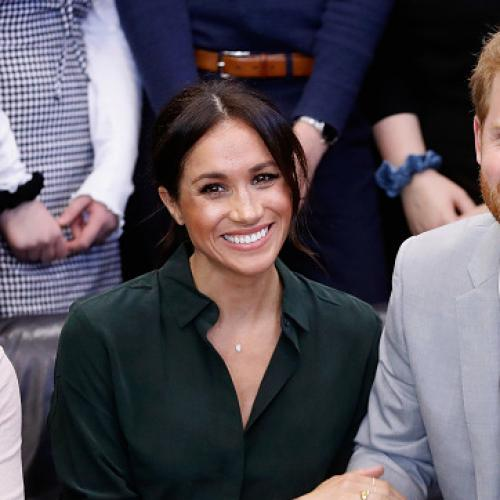 Prince Harry And Meghan Markle's Melbourne Trip