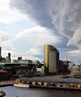Severe Weather Warning Issued For Melbourne And It Will Hit VERY Shortly