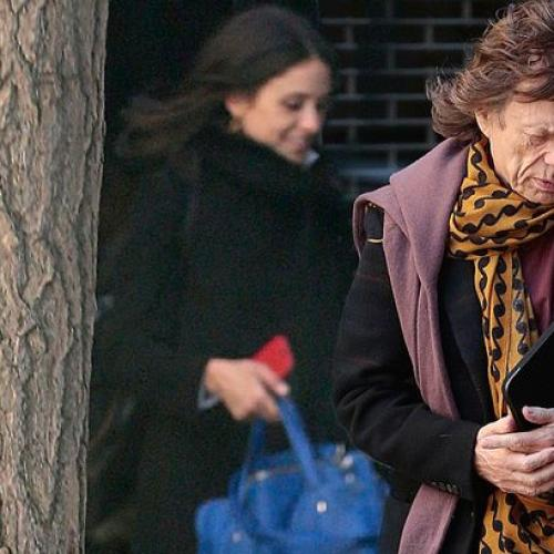 72 Year Old Mick Jagger, 29 Year Old Girlfriend's Big News