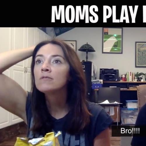 Mums Troll Their Kids By Lip-Syncing Them Playing Fortnite
