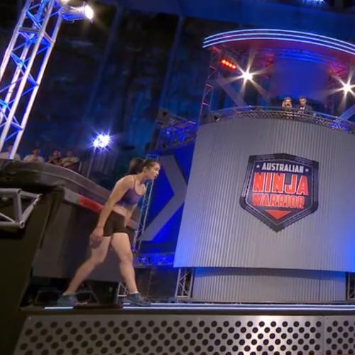 Ninja Warrior May Not Be A Fair Battle Of The Sexes