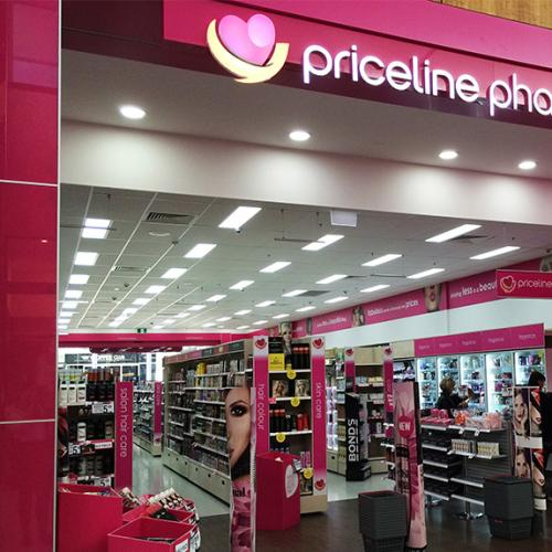 Priceline Launches Half Price Cosmetics Sale